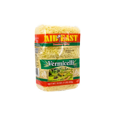 Mid East Vermicelli Pasta Image