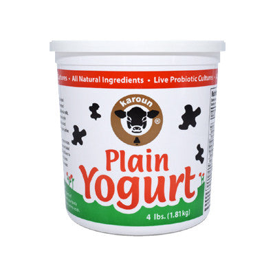 Karoun Plain Yogurt Image