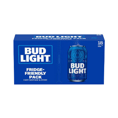Bud Light 18 Pk. Must Buy 2 Image