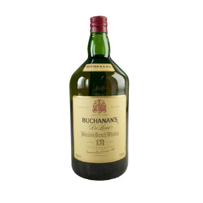 Buchanan's 12 Yr. Scotch Whisky. 1.75 Ltr. Btl. Image