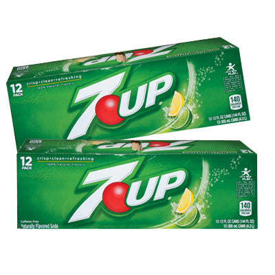 7UP 12 Pk. Must Buy 3 Image