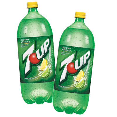 7UP Soft Drinks 2 Ltr. Image