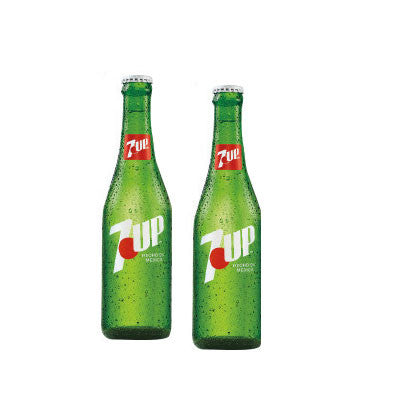 Imported 7UP, 355 ml. Image