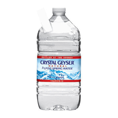 Crystal Geyser Gallon, Limit 6 Image