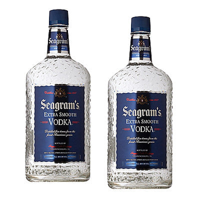Seagrams Vodka 1.75 Ltr. Image