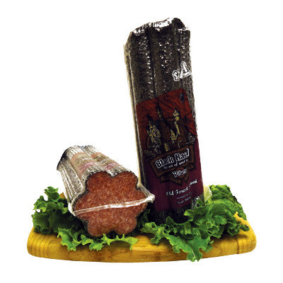 Black Kassel Pillers Old Forest Salami Image