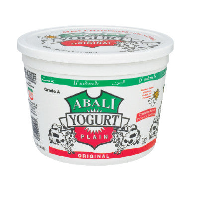 Abali Plain Yogurt Homestyle, Regular or Low Fat Image