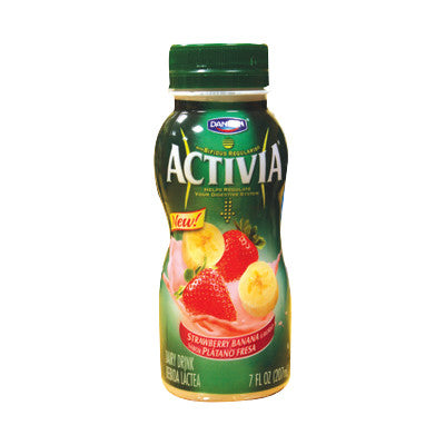 Activia Drinkable Yogurts Image
