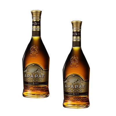 Ararat 5 Yr. Aremenian Brandy, 750 ml. Image