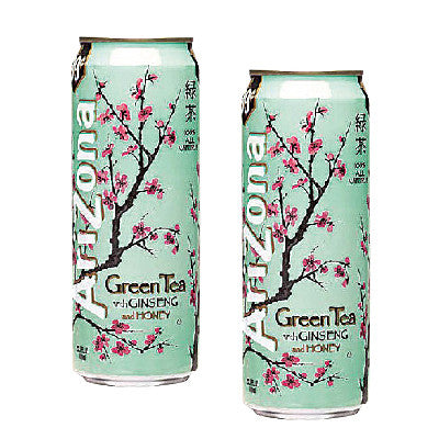 Arizona Iced Tea, 23 oz. Image