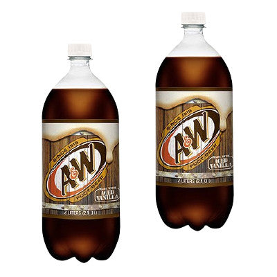 A&W Root Beer 2 Ltr. Must Buy 3, Limit 6