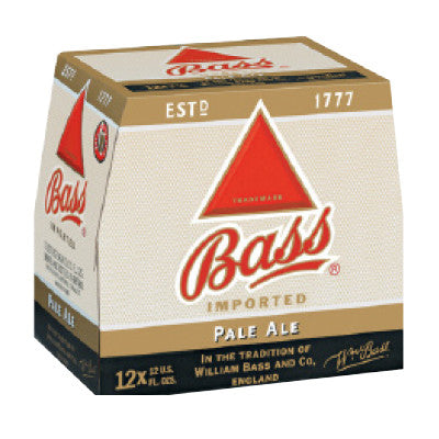 Bass, 12 Pk. 12 oz. Image