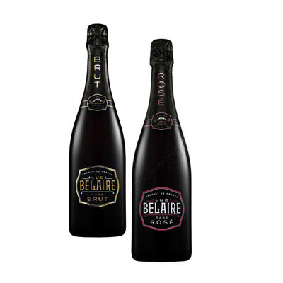 Luc Belaire Brut or Rose 750 ml. Image