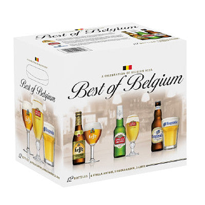 Best of Belgium, 12 Pk. Image