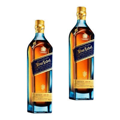 Johnnie Walker Blue Label Scotch Whisky, 750 ml. Limit 2 Image
