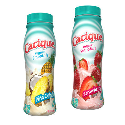 Cacique Yogurt Smoothies Image