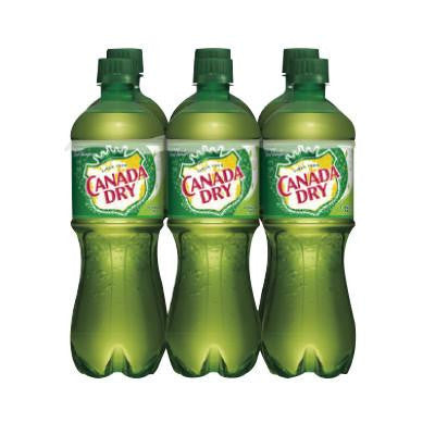 Canada Dry Ginger Ale 6 Pk. Image
