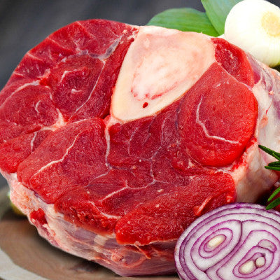 Fresh Beef Center Cut Shank Image