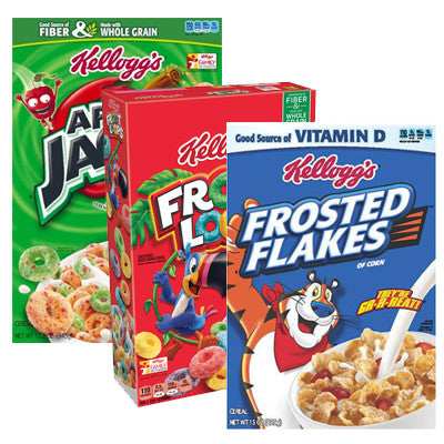 Kellogg's Cereals Image