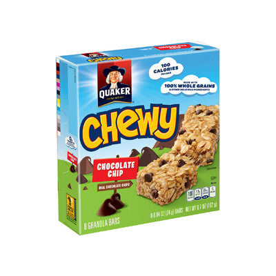 Quaker Chewy Granola Bars, Mix & Match, Must Buy 5 Image