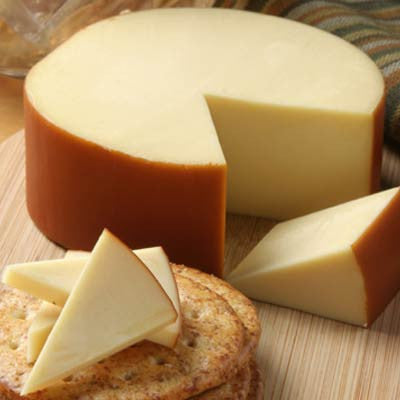 Smoked Gouda Cheese Image