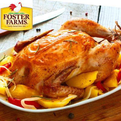 Foster Farms Fresh Whole Chicken Image