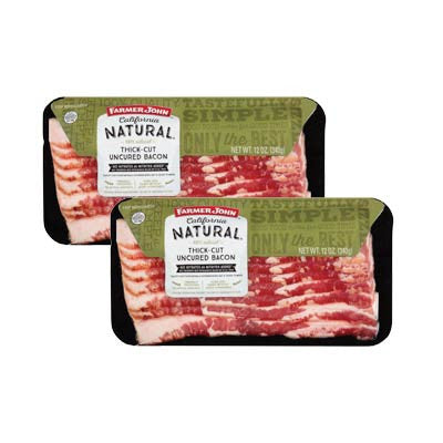Farmer John Natural Uncured Bacon Image