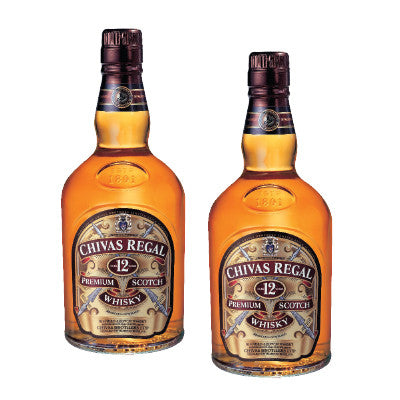 Chivas Regal 12 Yr. Scotch Whisky 750 ml. Limit 6 Image