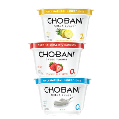 Chobani Greek Yogurt Image