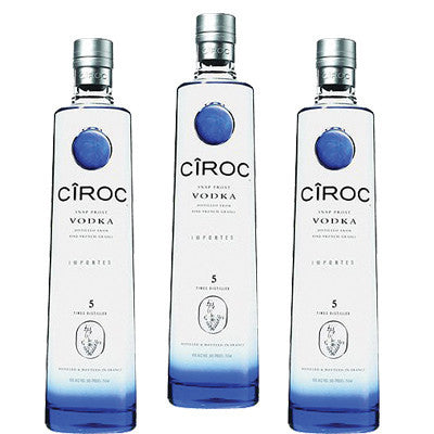 Ciroc Vodka, 750 ml. Image
