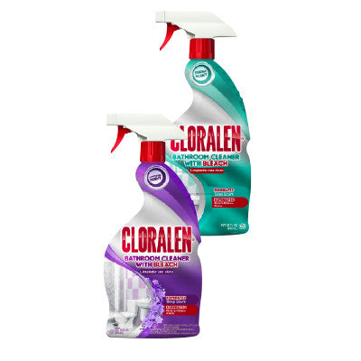Cloralen Bathroom Cleaner Trigger Image