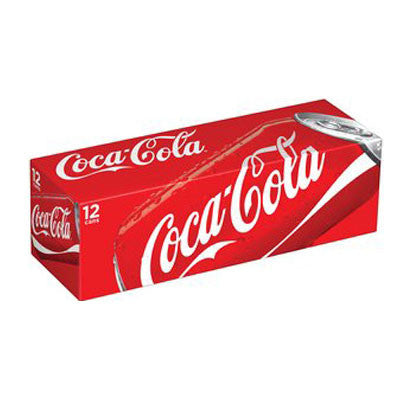 Coca Cola 12 Pk. Must Buy/Limit 3 Image