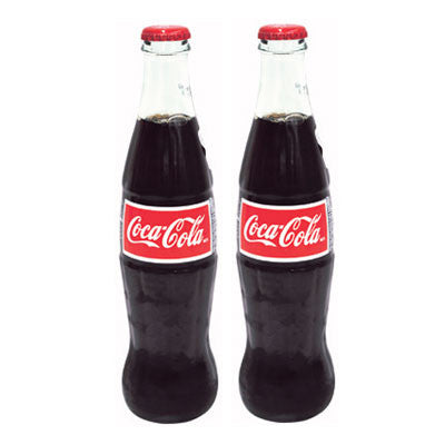 Imported Coca-Cola, 355 ml. Image