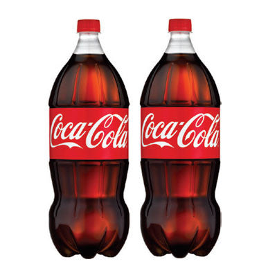 Coca-Cola, 2 Ltr. Limit 8 Image