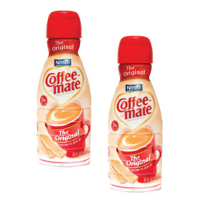 CoffeeMate Flavored Coffee Creamers Image