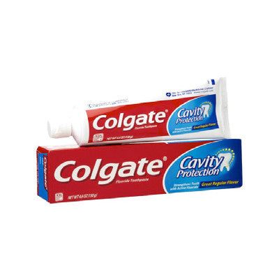 Colgate Toothpaste, Limit 6 Image
