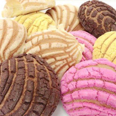 Conchas Assorted Flavors Image