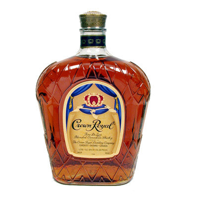 Crown Royal Canadian Whisky 750 ml. Image