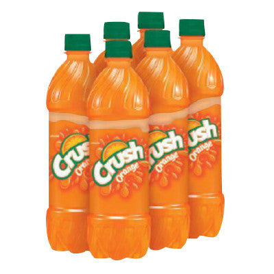 Crush Soft Drinks 6 Pk. Image