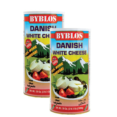 Byblos Danish White Cheese Image