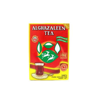 Do Ghazal Red Persian Tea Image