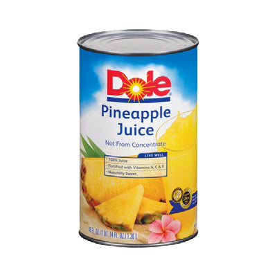 Dole Pineapple Juice Image