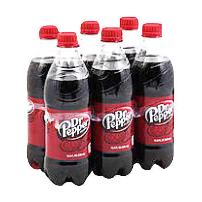 Dr. Pepper 6 Pk. Must Buy/Limit 4 Image