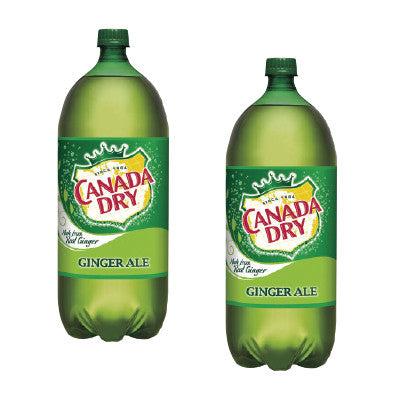 Canada Dry Ginger Ale 2 Ltr. Must Buy/Limit 4 Image