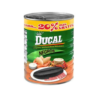 Ducal Black or Red Refried Beans Image