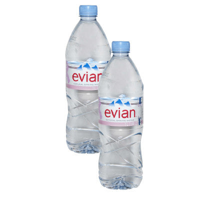 Evian Water 1 Ltr. Image