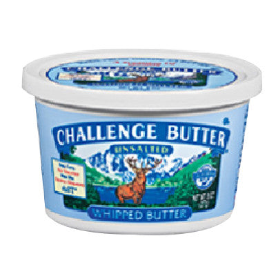 Challenge Salted & Unsalted Whipped Butter Image