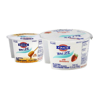 Fage Total Greek Yogurts Image