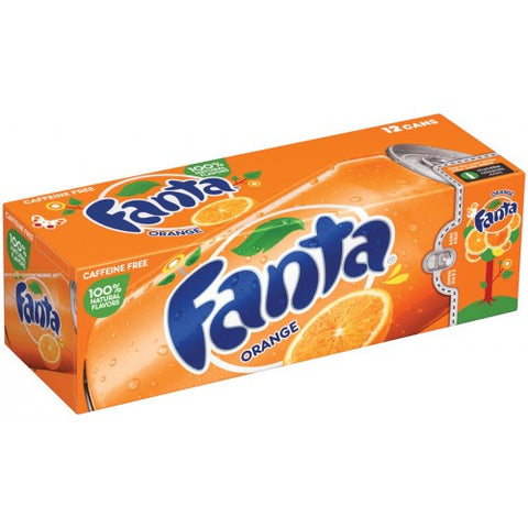Fanta 12 Pk. Must Buy/Limit 3 Image