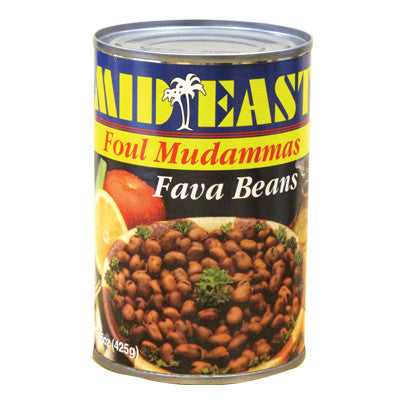Mid East Fava Beans Image